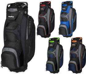 BagBoy Defender Cart Bag White/Red/Slate
