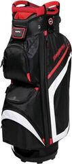 BagBoy DG Lite II Black/White/Red Cart Bag