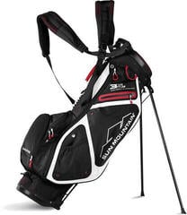 Sun Mountain 3.5 LS Black/White/Red Stand Bag