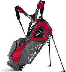 Sun Mountain 4.5 LS Stand Bag Iron/Red