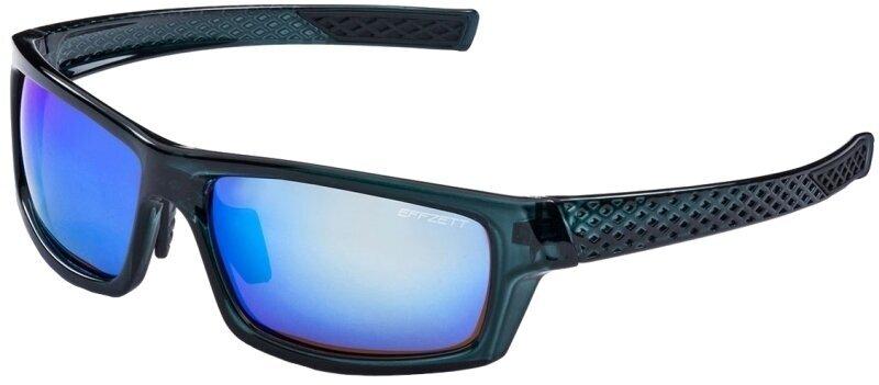 Levně Effzett Pro Sunglasses Blue Mirror