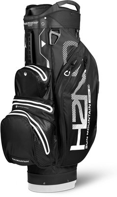 Sun Mountain H2NO Lite Black/White Cart Bag 2018