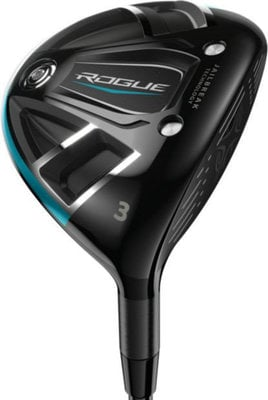 Callaway Rogue Fairway Wood 5 Synergy 60G Regular Left Hand