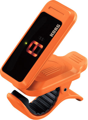 Korg Pitchclip Orange