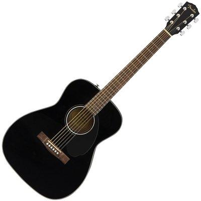 Fender CC-60S Concert WN Black
