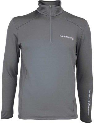 Galvin Green Dwayne Tour Insula Mens Sweater Iron Grey S