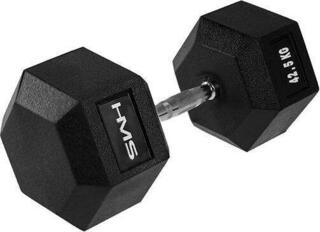 HMS Hexagonal Dumbbell One-handed 42,5 kg
