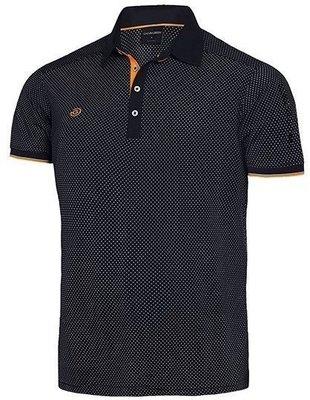 Galvin Green Marlon Shirt V8 Black/Orange/White XL