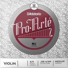 D'Addario J5602 4/4M Proarte A Violin Strings