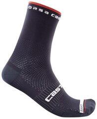 Castelli Rosso Corsa Pro 15 Sock