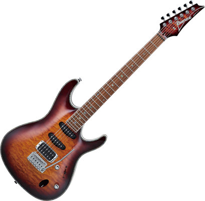 Ibanez SA460QM Antique Brown Burst