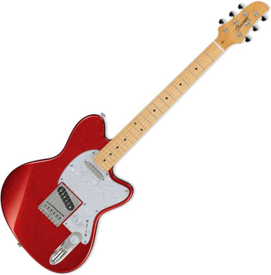 Ibanez TM302PM Red Sparkle