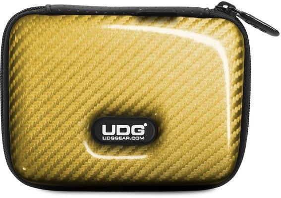 UDG Creator Digi Hardcase Small PU Gold