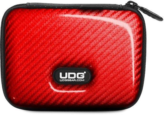 UDG Creator Digi Hardcase Small PU Red