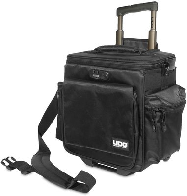 UDG Ultimate SlingBag Trolley DeLuxe Black MK2