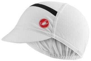 Castelli Ombra Cycling Cap White