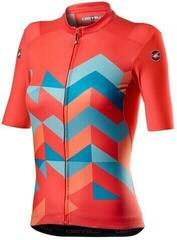Castelli Unlimited W Jersey Brilliant Pink S