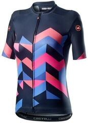 Castelli Unlimited W Jersey Dark Steel Blue M