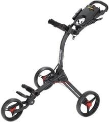 BagBoy Compact C3 Golf Trolley Black/Red Accent