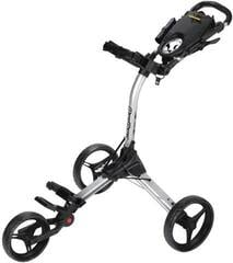 BagBoy Compact C3 Golf Trolley Silver/Black Accent