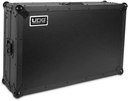 UDG Ultimate Flight Case Roland DJ-808 Black Plus