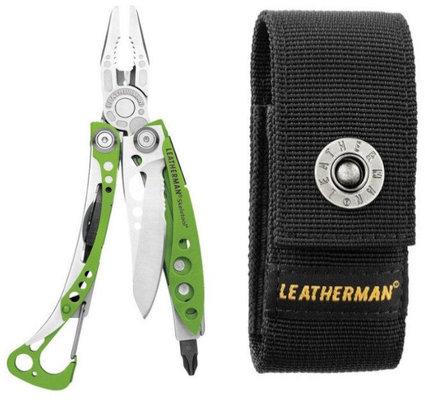 Leatherman Skeletool Green SET