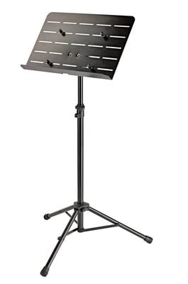 Konig & Meyer 11965-000-55 Orchestra Music Stand with Tablet Holder