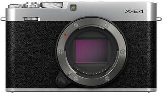 Fujifilm X-E4 Ezüst