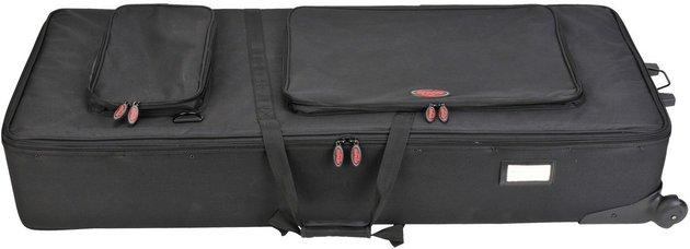 SKB Cases 61 Note Arranger Keyboard Soft Case Black