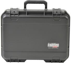 SKB Cases iSeries Waterproof Wireless Eight Mic Case Black