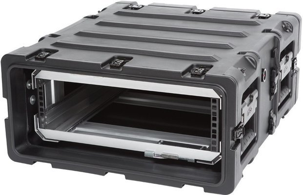 SKB Cases 3U Removable 20'' Shock Rack Black