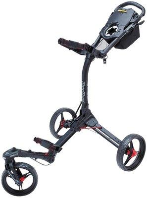 BagBoy Tri Swivel 2.0 Black/Red Golf Trolley