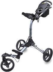 BagBoy Tri Swivel 2.0 Silver/Black Golf Trolley