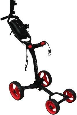 Axglo Flip n Go Black/Red Golf Trolley