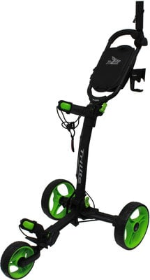 Axglo TriLite Black/Green Golf Trolley