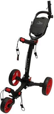 Axglo TriLite 3-Wheel Trolley Black/Red