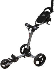 Axglo TriLite Grey/Black Golf Trolley