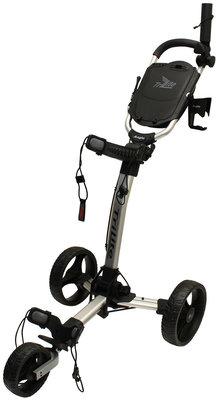 Axglo TriLite Silver/Black Golf Trolley