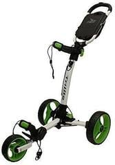 Axglo TriLite White/Green Golf Trolley