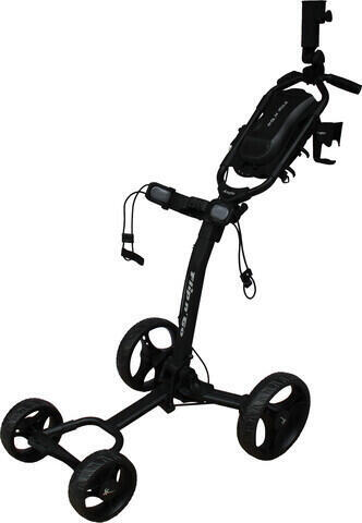 Axglo Flip n Go Black/Black Golf Trolley