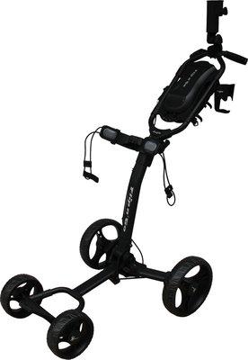 Axglo Flip n Go Black/Black Golf Trolley