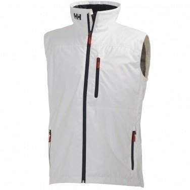 Helly Hansen Crew Vest - White - XL