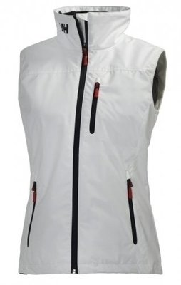 Helly Hansen W CREW VEST - WHITE - XL