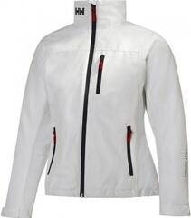 Helly Hansen W Crew Midlayer Jacket White