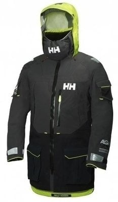 Helly Hansen Aegir Ocean Jacket - Ebony - XL