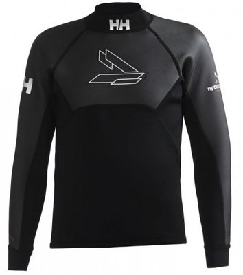 Helly Hansen Black Line Neoprene Top - XXL