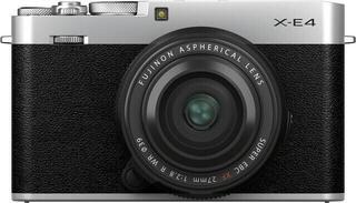 Fujifilm X-E4 + XF27mm F2,8 Argint