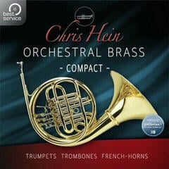 Best Service Chris Hein Orchestral Brass Compact (Digital product)