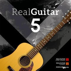 MusicLab RealGuitar 5 (Digital product)