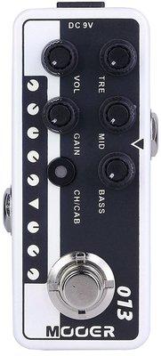 MOOER Micro PreAmp 013 MatchBox